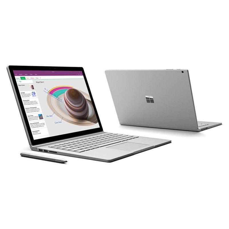 لپ تاپ 13 اینچ مایکروسافت مدل (Surface Book (512GB، 16GB