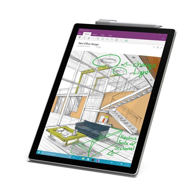 لپ تاپ 13 اینچ مایکروسافت مدل (Surface Book (128GB، 8GB
