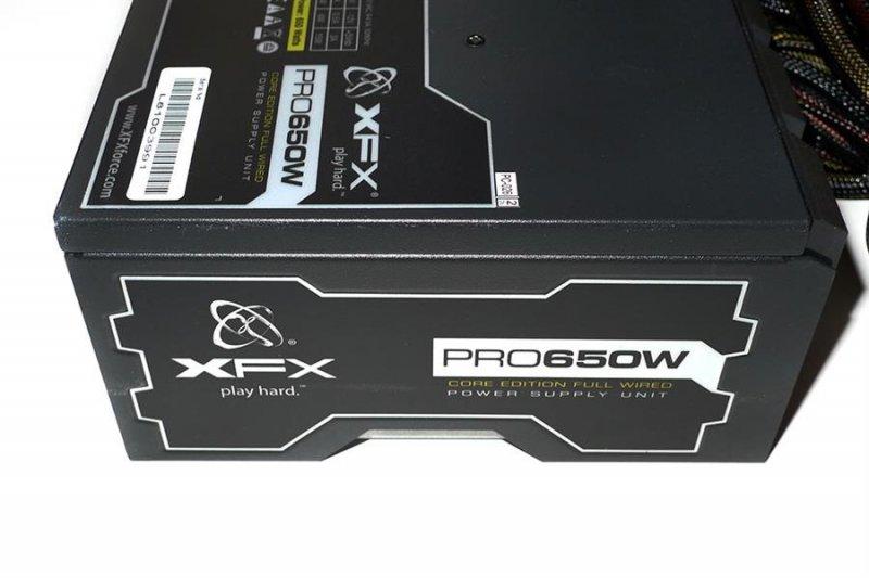 پاور ایکس اف ایکس پرو 650