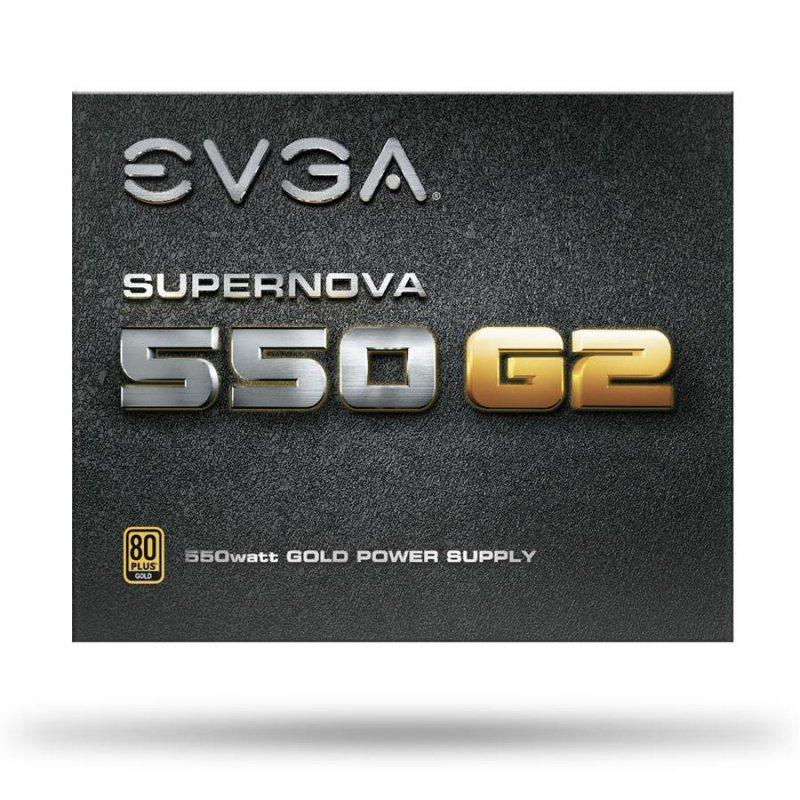 پاور ای وی جی ای مدل سوپرنوا جی 2 با توان 550 وات