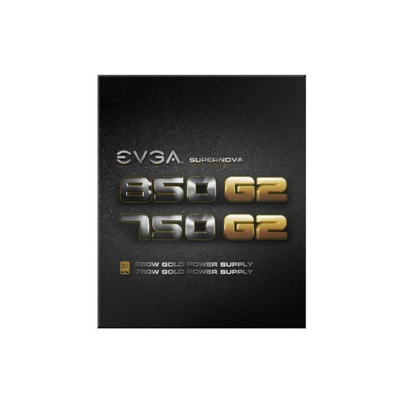 پاور ای وی جی ای مدل سوپرنوا جی 2 با توان 850 وات