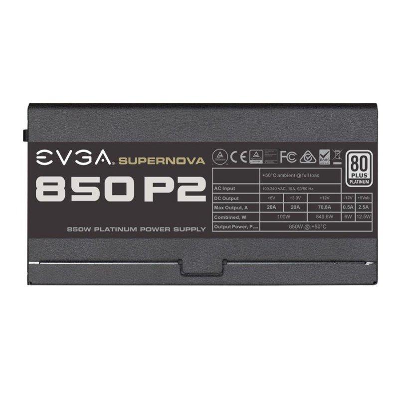 پاور ای وی جی ای مدل سوپرنوا پی 2 با توان 850 وات