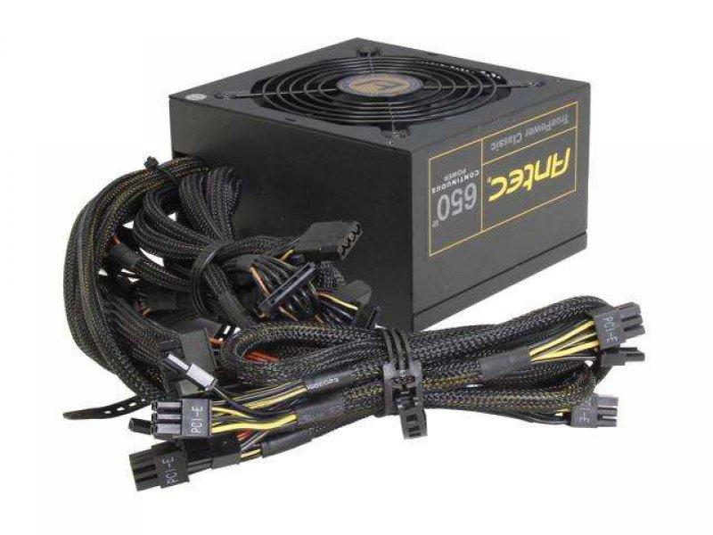 پاور آنتک سری TruePower Classic مدل تی پی 650 سی