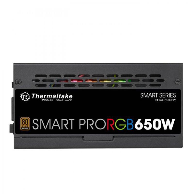 منبع تغذيه ترمالتیک مدل اسمارت پرو آر جی بی با توان 650 وات