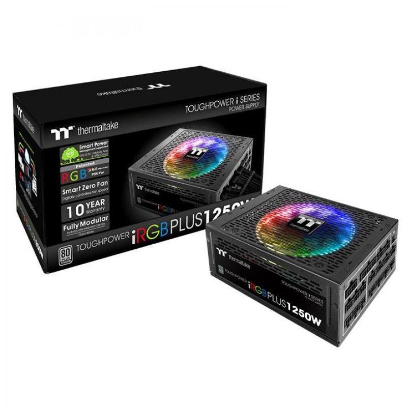پاور ترمالتیک مدل Toughpower iRGB PLUS با توان 1250 وات