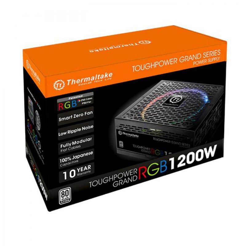 پاور ترمالتیک مدل Toughpower Grand RGB با توان 1200 وات