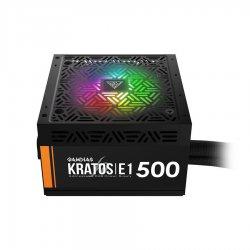 منبع تغذیه گیم دیاس مدل KRATOS E1 500W
