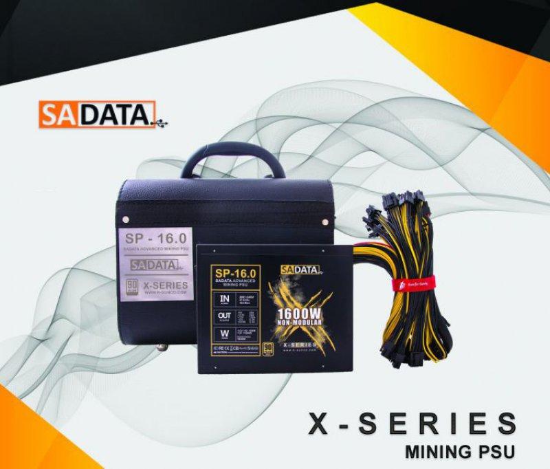 پاور ماینینگ سادیتا سری ایکس مدل اس پی 16.0 با توان 1600 وات