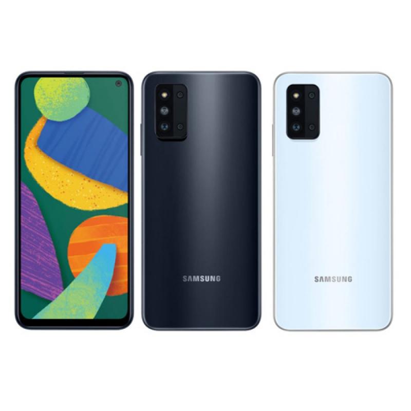 گوشی موبایل سامسونگ مدل galaxy f52 5g دو سیم کارت ظرفیت 128|8 گیگابایت