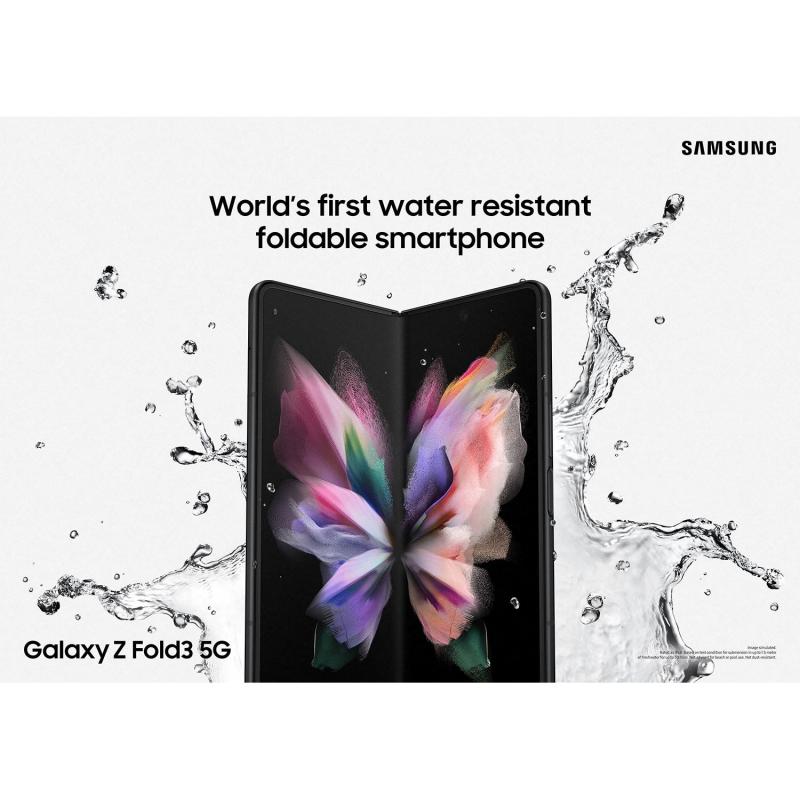گوشی موبایل سامسونگ مدل galaxy z fold3 5g تک سیم کارت ظرفیت 256|12  گیگابایت