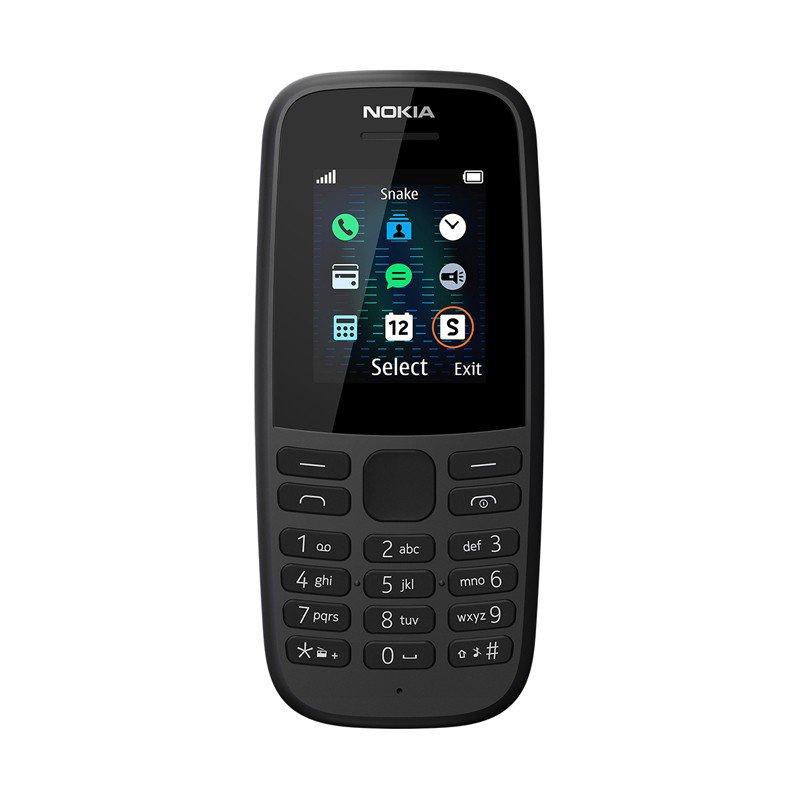 گوشی موبایل نوکیا مدل (2019) nokia 105 دو سیم کارت
