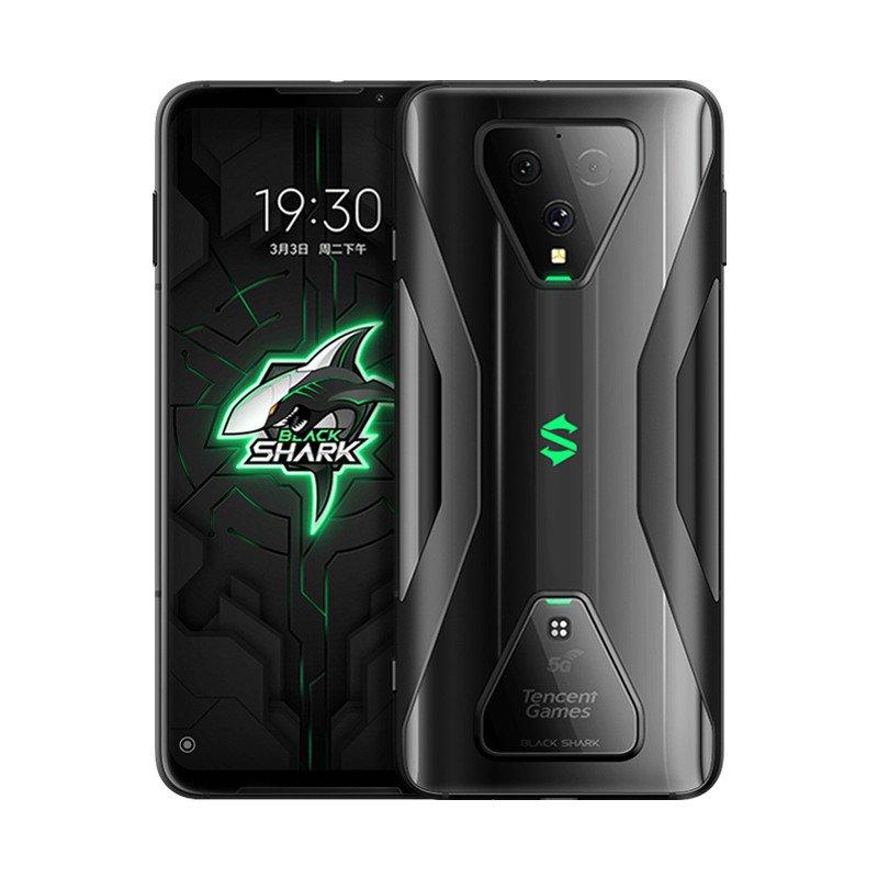 گوشی موبایل شیائومی مدل Black Shark 3 دو سیم کارت ظرفیت 128|8 گیگابایت