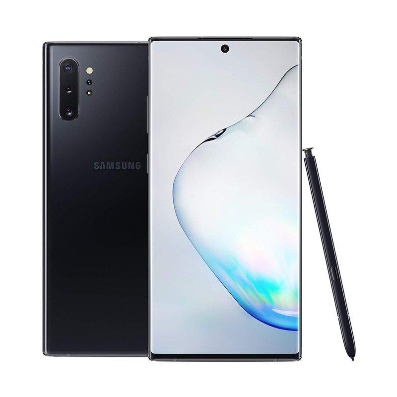 گوشی موبایل سامسونگ مدل galaxy  note 10  plus دو سیم کارت ظرفیت 256|12 گیگابایت