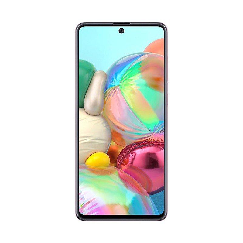 گوشی موبایل سامسونگ مدل galaxy a71 دو سیم کارت ظرفیت 128|8 گیگابایت