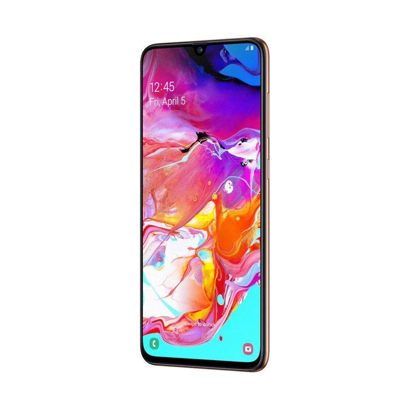 گوشی موبایل سامسونگ مدل galaxy a70 دو سیم کارت ظرفیت 128 |6 گیگابایت