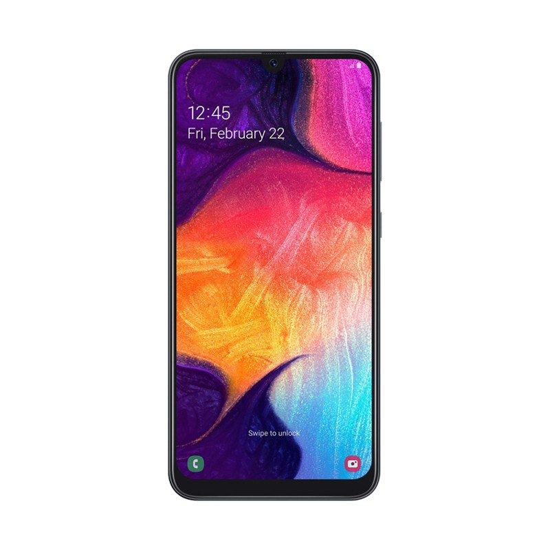 گوشی موبایل سامسونگ مدل galaxy a50 دو سیم کارت ظرفیت 4|128 گیگابایت