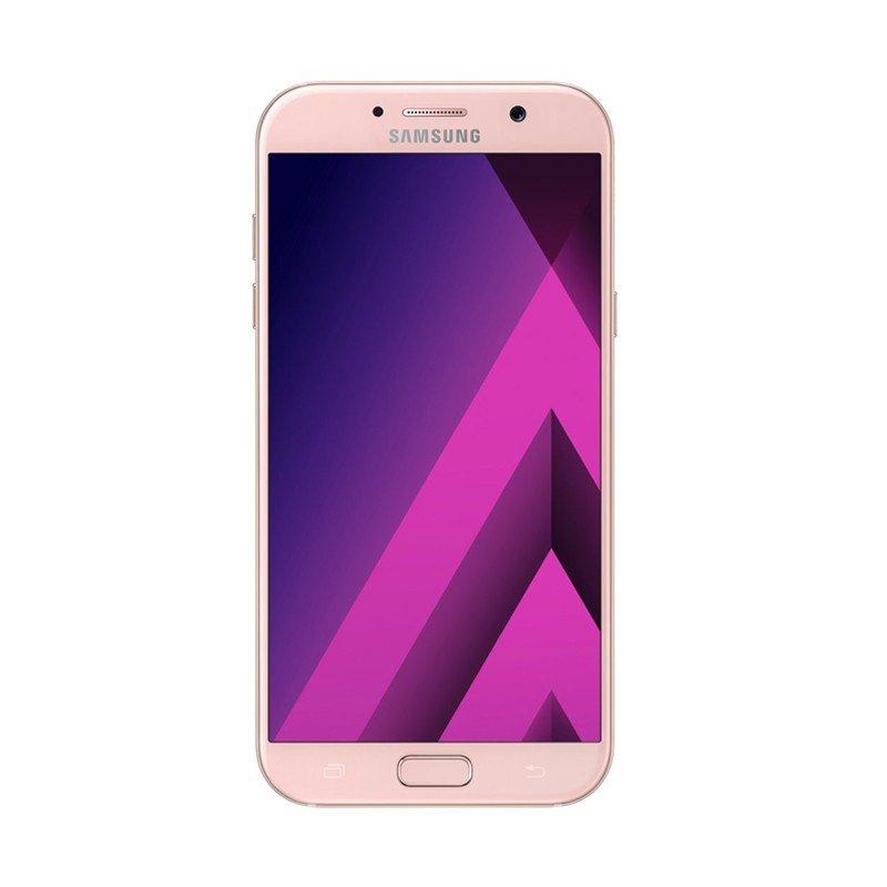 گوشی موبایل سامسونگ مدل galaxy a7 2017  دو سیم کارت ظرفیت 32 |3 گیگابایت