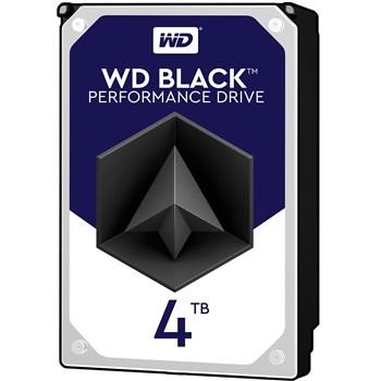 هارددیسک اینترنال وسترن دیجیتال سری Black با ظرفیت 4 ترابایت