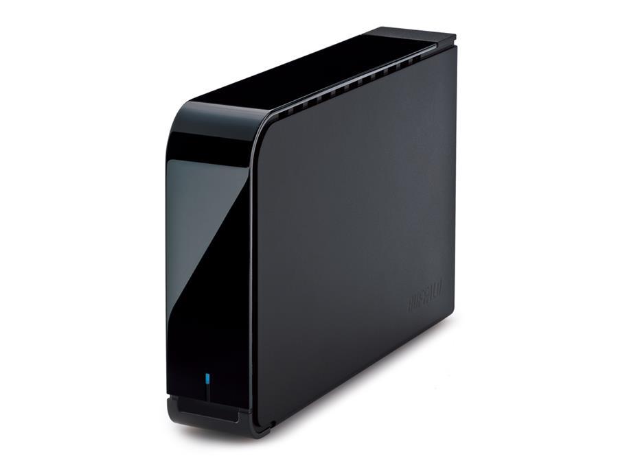 هارد اکسترنال رومیزی بوفالو مدل ال ایکس یو 3 ال با ظرفیت 6 ترابایت