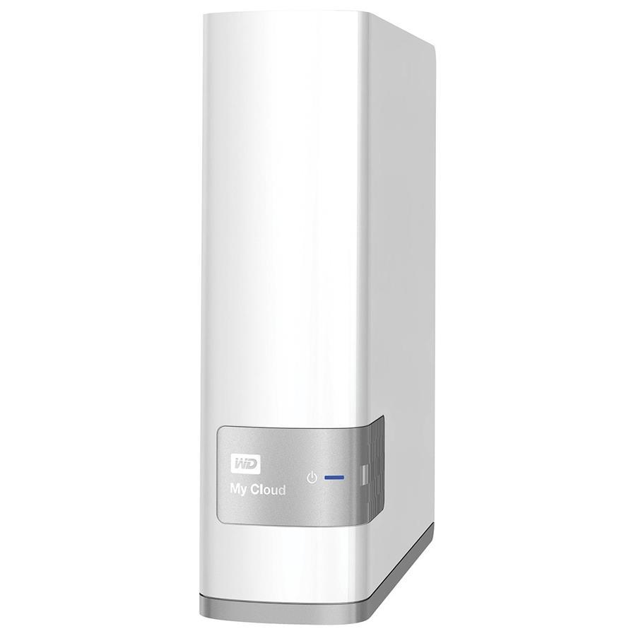 هارد دیسک اکسترنال وسترن دیجیتال مای کلاود ظرفیت 3 ترابایت با قابلیت رایانش ابری