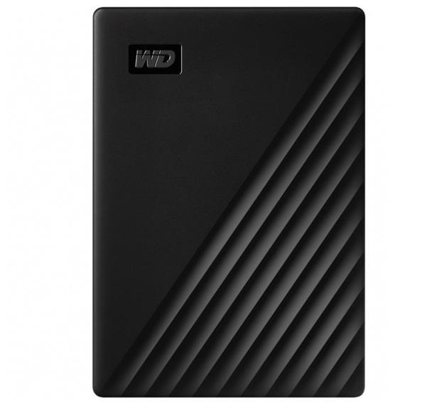 هارد اکسترنال وسترن دیجیتال مدل My Passport WDBPKJ0050BBK_WESN ظرفیت 5 ترابایت