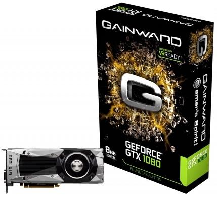 کارت گرافیک گینوارد مدل GeForce GTX 1080 Founders Edition حافظه 8 گیگابایت