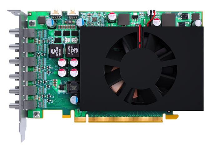 کارت گرافیک متروکس مدل سی 680 با حافظه 2 گیگابایت
