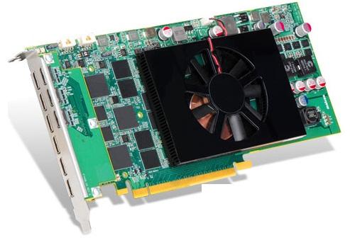 کارت گرافیک متروکس مدل سی 900 با حافظه 4 گیگابایت