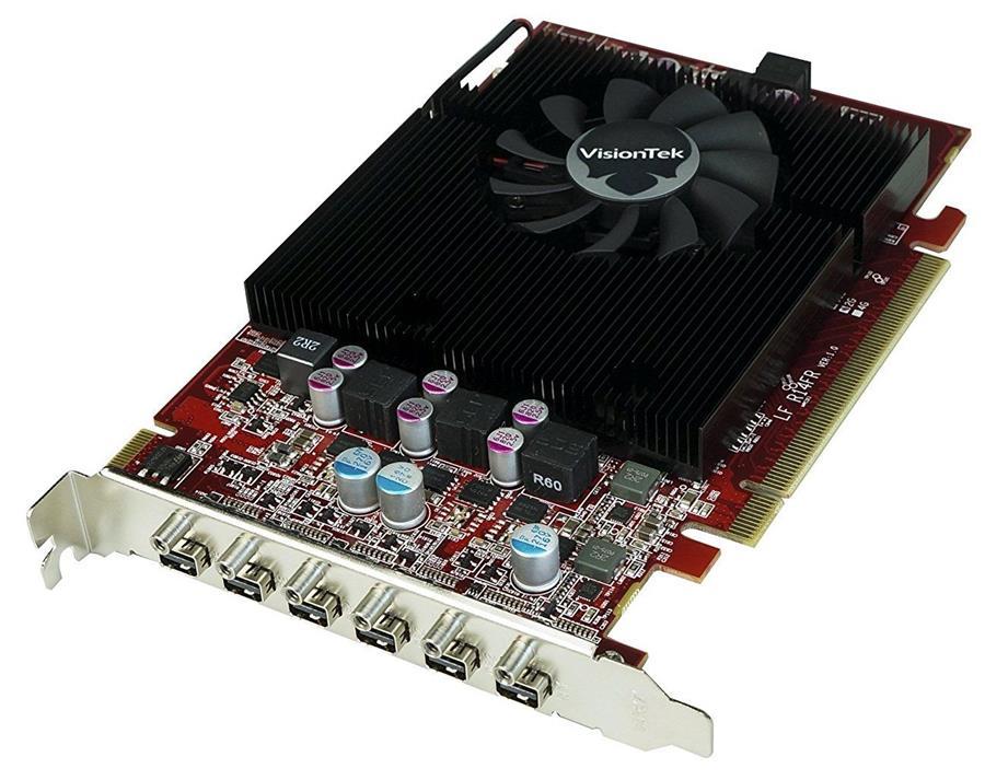 کارت گرافیک ویژن تک مدل اچ دی 7750 با حافظه 2 گیگابایت
