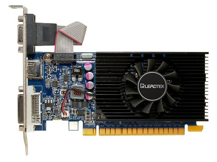 کارت گرافیک لیدتک مدل جی تی 730 با حافظه 1 گیگابایت