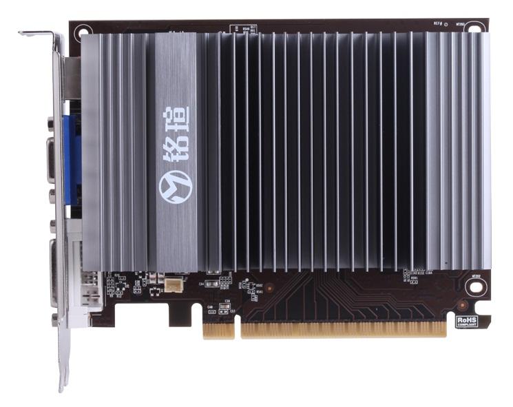 کارت گرافیک مکس سان مدل GT710 Hammer III  با حافظه 1 گیگابایت