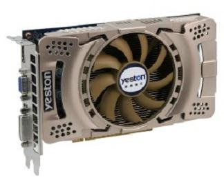 کارت گرافیک یستون مدل GTX750 1G D5 TA با حافظه 1 گیگابایت