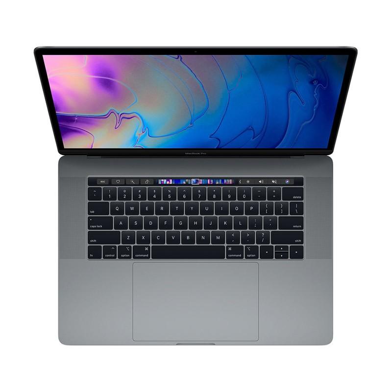 لپ تاپ 15 اینچی اپل مدل MacBook Pro MR932 2018 همراه با تاچ بار