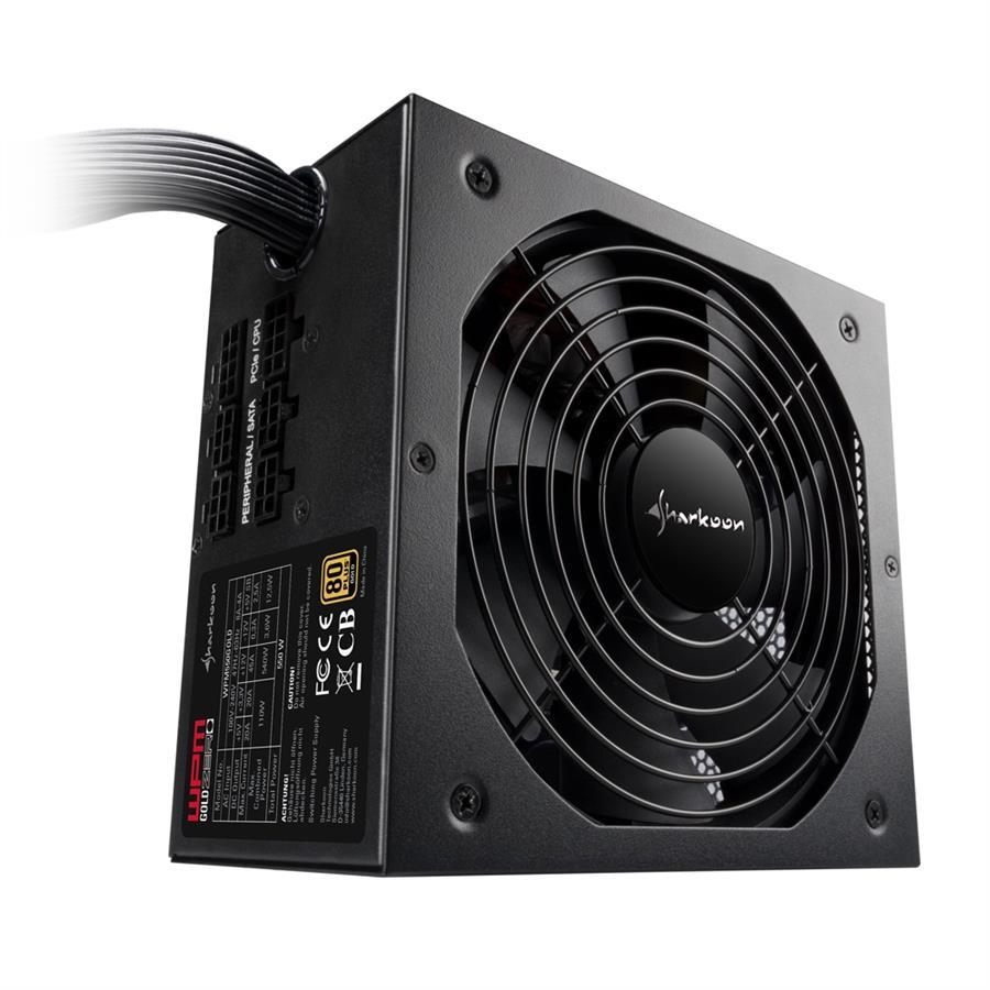 پاور شارکن مدل WPM Gold ZERO با توان 750 وات