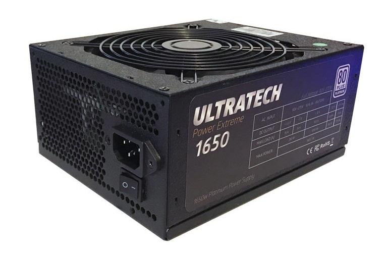 منبع تغدیه کامپیوتر ماژولار التراتک مدل Power Extreme 1650