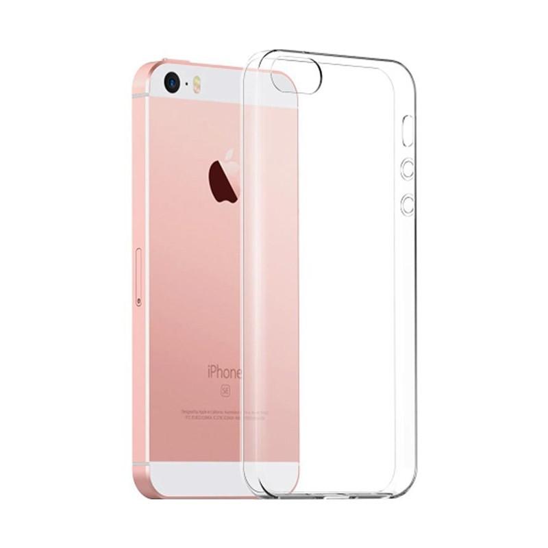 کاور ژله ای برای گوشی موبایل Apple iPhone SE
