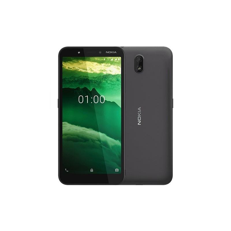 گوشی موبایل نوکیا مدل nokia c1 دو سیم کارت ظرفیت 16|1 گیگابایت