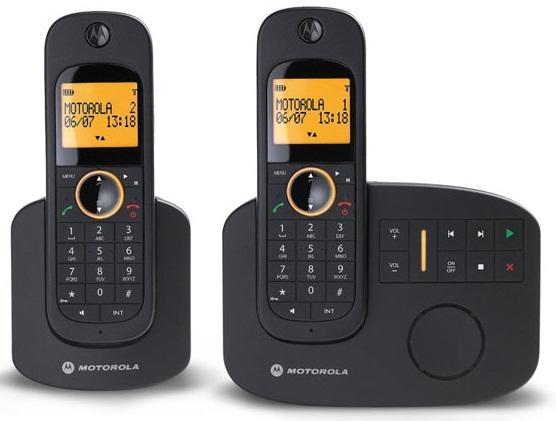 تلفن بیسیم موتورولا مدل دی ۱۰۱۲