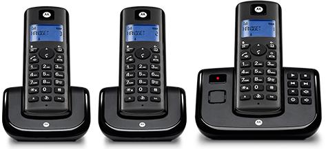 تلفن بیسیم موتورولا مدل تی ۲۱۳