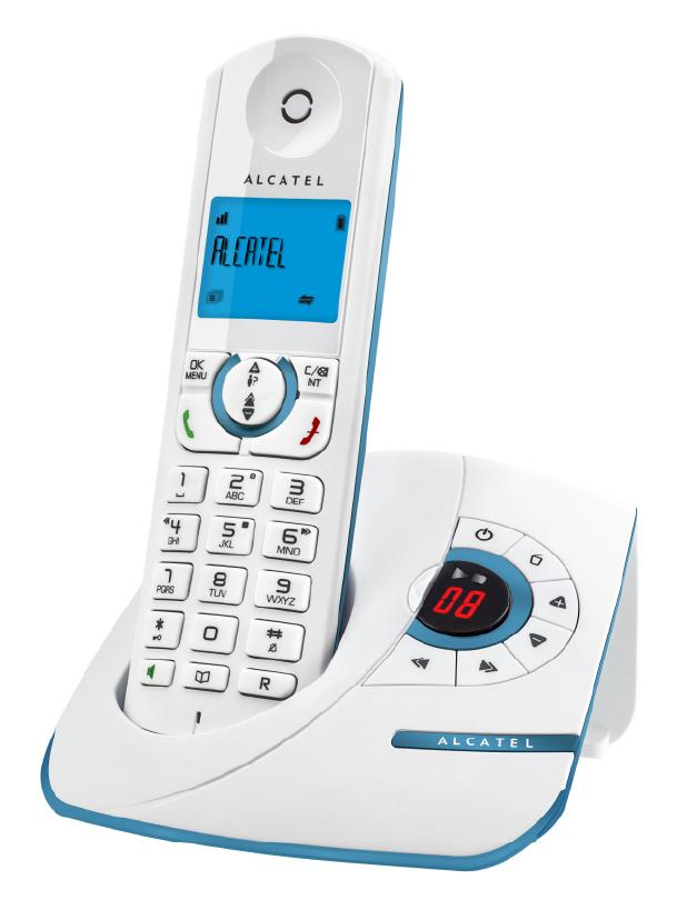 گوشی تلفن آلکاتل مدل اف ۳۷۰ ویس
