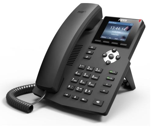 تلفن تحت شبکه باسیم فنویل مدل X۳S