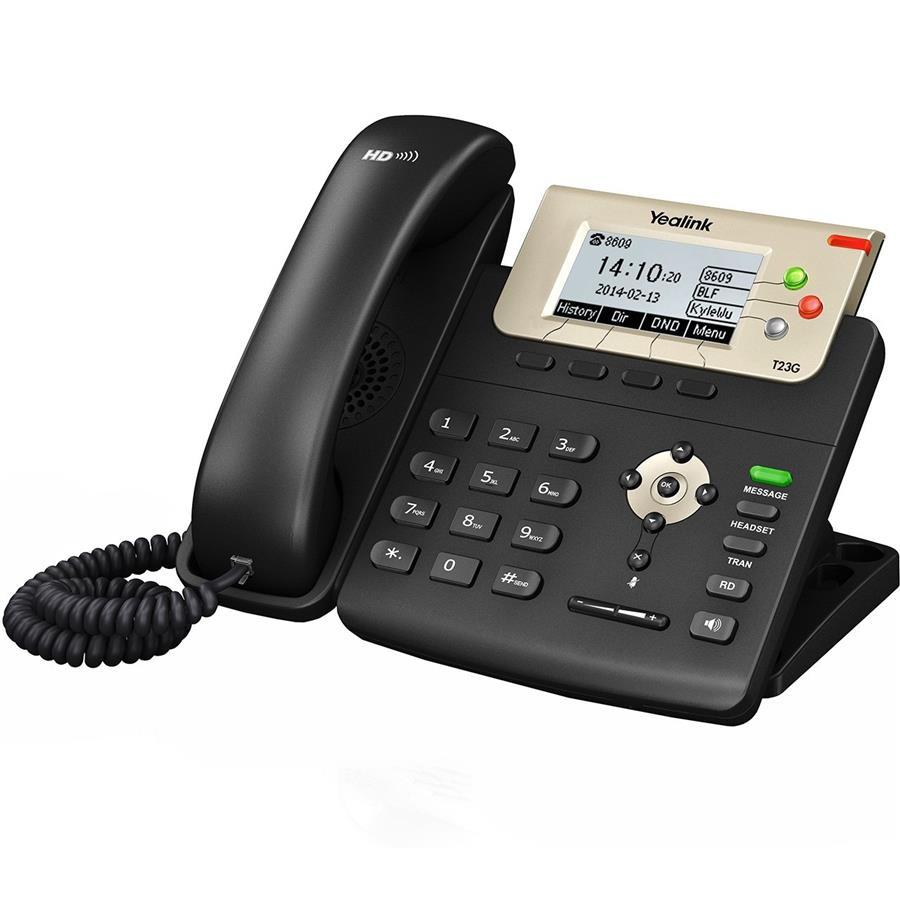 تلفن تحت شبکه باسیم یالینک مدل تی ۲۳ جی