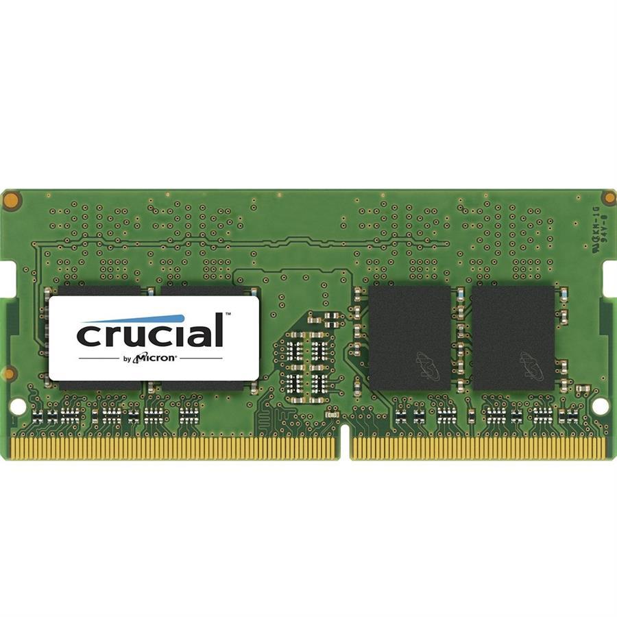 رم لپ تاپ کروشیال 4 گیگابایت با فرکانس 2400 مگاهرتز