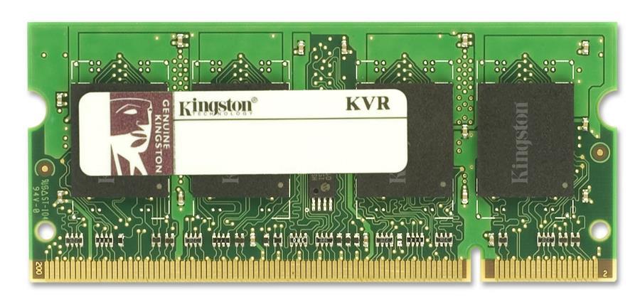 رم لپ تاپ کینگ استون 2 گیگابایت با فرکانس 800 مگاهرتز