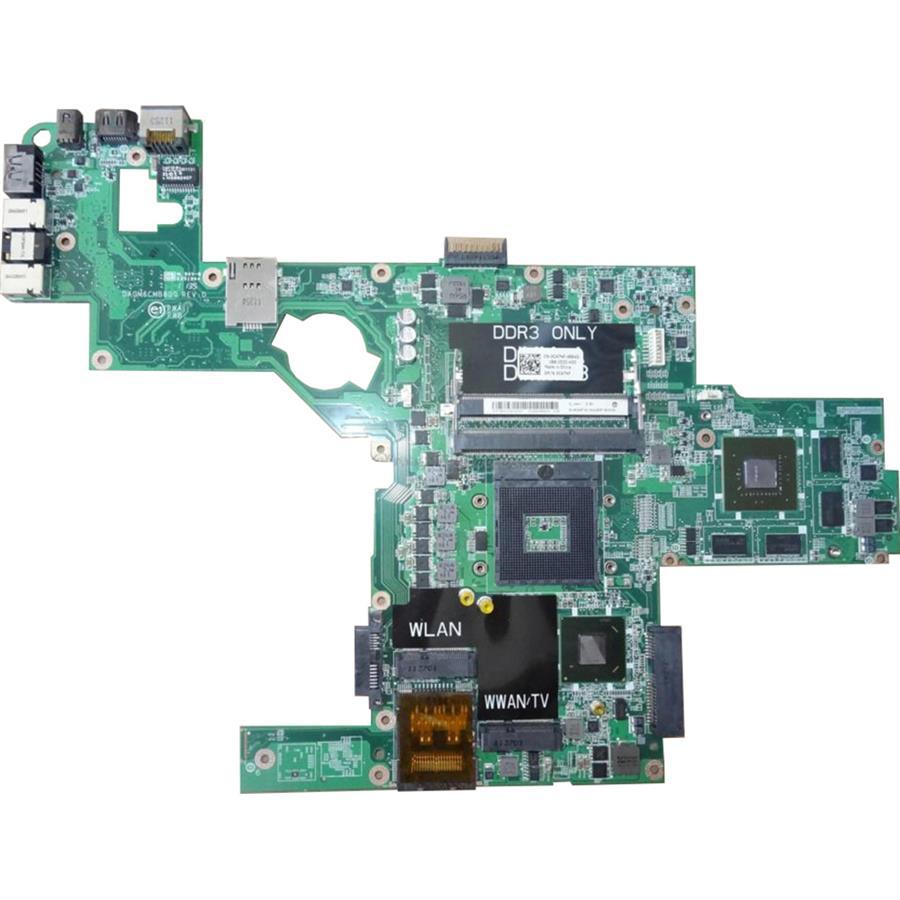 مادربرد لپ تاپ دل مدل ایکس پی اس ال 501 ایکس