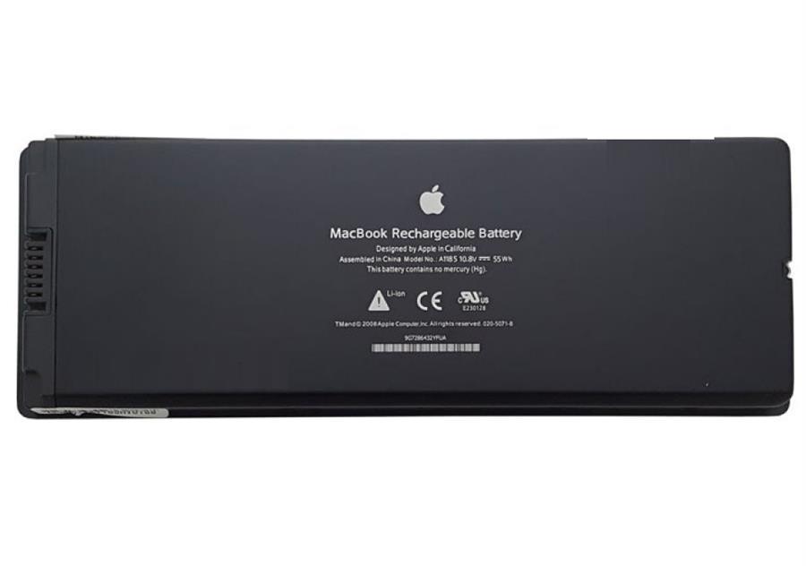 باتری لپ تاپ اپل Pro A1185 A1181 مشکی اورجینال