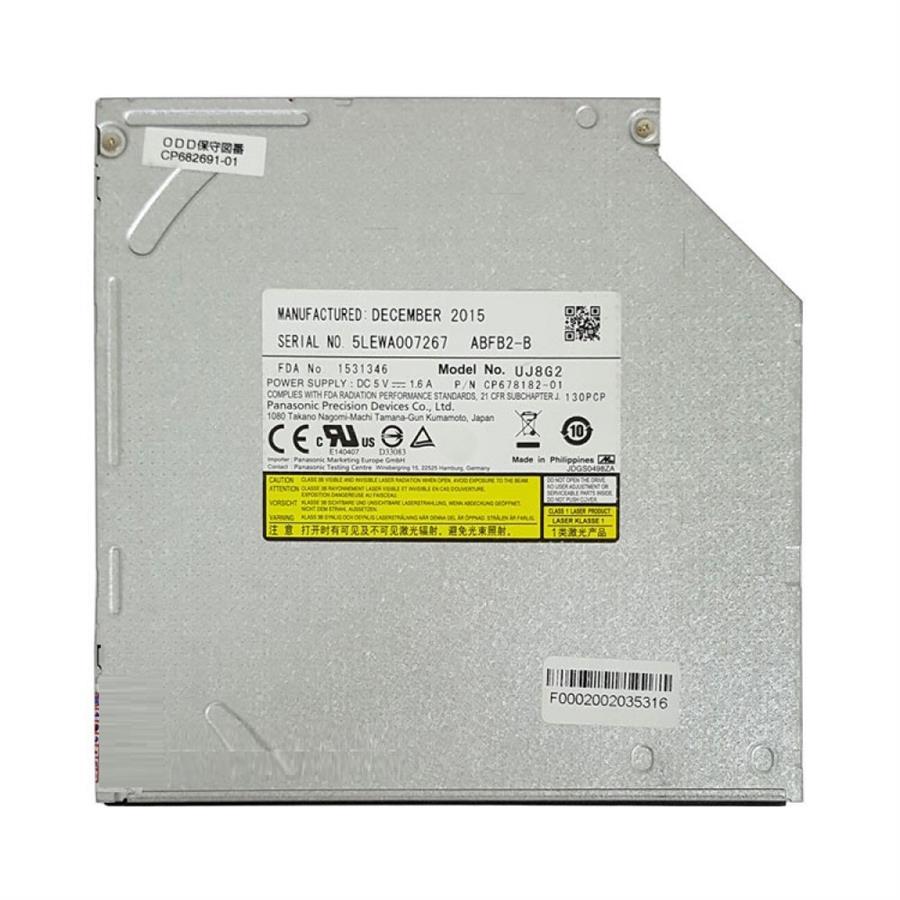 درایو لپ تاپ دی وی دی رایتر پاناسونیک Sata Superslim E1 9mm