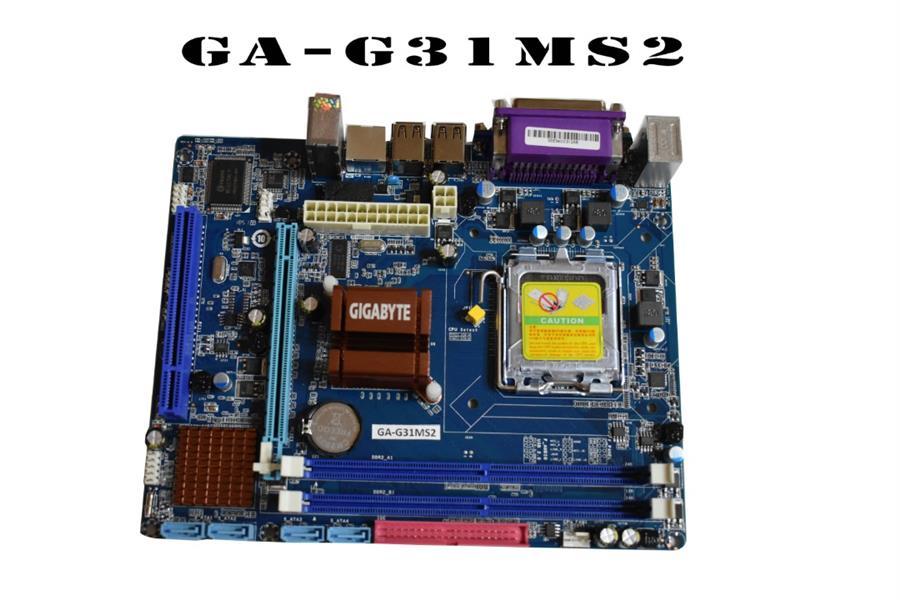 مادربرد گیگابایت مدل جی 31 ام اس 2