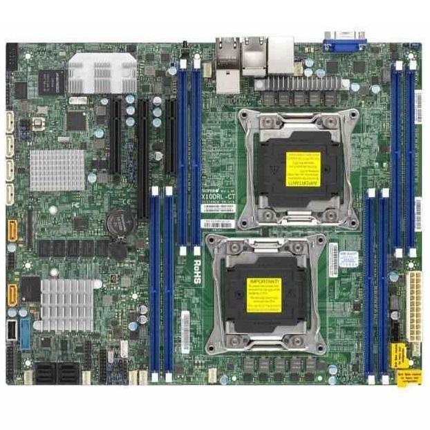 مادربرد سرور  سوپر میکرو مدل MBD_X10DRL_CT_O
