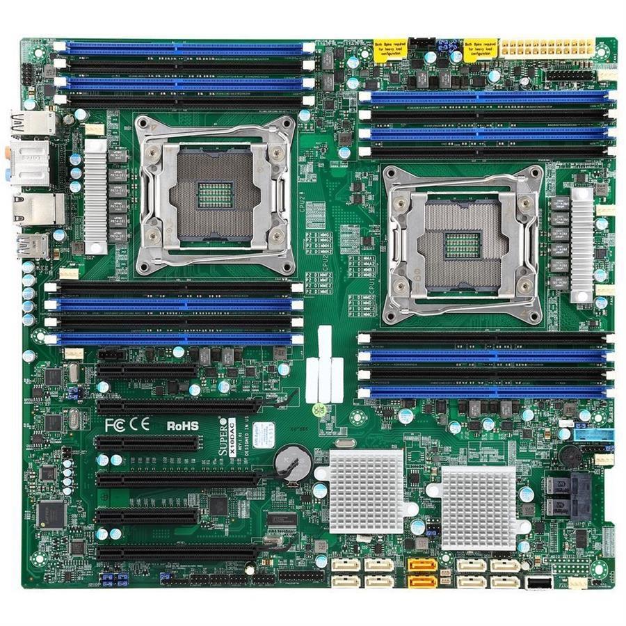 مادربرد سرور  سوپر میکرو مدل MBD_X10DAC_B